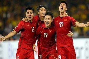 Nhìn lại con đường đội tuyển Việt Nam vô địch AFF Cup 2018