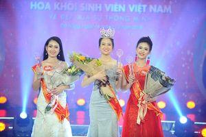 Nữ sinh Trường ĐH Luật – ĐH Huế đăng quang Hoa khôi Sinh viên Việt Nam 2018