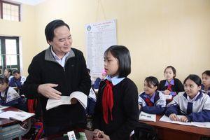 Giáo viên phải chú trọng giáo dục về giới tính cho học sinh