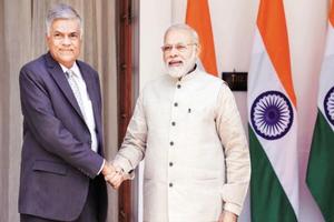 Ấn Độ hoan nghênh ông Wickremesinghe được tái bổ nhiệm Thủ tướng Sri Lanka