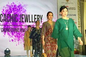 Ấn tượng đêm hội thời trang Indonesia tại Hà Nội