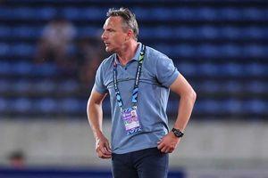 Myanmar quyết định sa thải HLV trưởng sau AFF Cup 2018