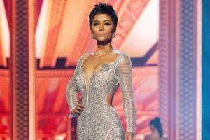 Hành trình đáng kinh ngạc của H'Hen Niê tại Hoa hậu Hoàn vũ 2018