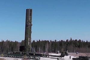Nga thử nghiệm tên lửa đạn đạo liên lục địa vô đối