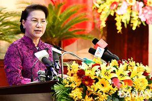 Chủ tịch Quốc hội nêu 5 nội dung quan trọng giúp Đà Nẵng bứt phá, tránh tụt hậu