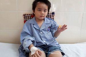 5 lần phẫu thuật não, bé gái vẫn đối mặt với 'cửa tử'
