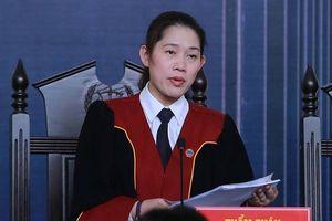Chủ tọa phiên tòa xét xử Phan Văn Vĩnh: Chúng tôi không thấy áp lực!