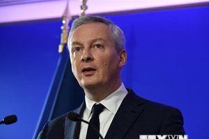 Pháp nhận thấy triển vọng phát triển quan hệ kinh tế với Nga