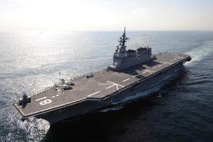 Điều gì sẽ xảy ra khi Nhật Bản có tàu sân bay đầu tiên?