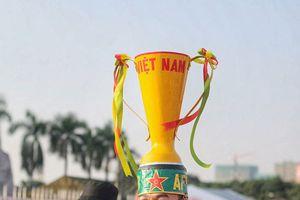 Nhìn lại những màn hóa trang 'độc nhất vô nhị' của CĐV Việt gây 'sốt'