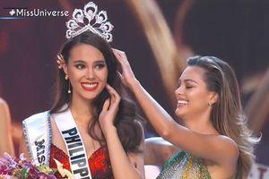 Nhan sắc 'không phải dạng vừa' của tân Miss Universe 2018