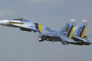 Su-27 của Ukraine bị rơi gần Zhytomyr, phi công thiệt mạng