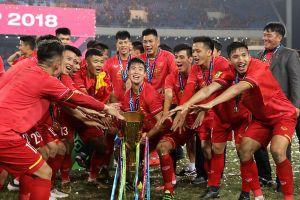 Vô địch AFF Cup 2018, tuyển Việt Nam ở tầm cao mới