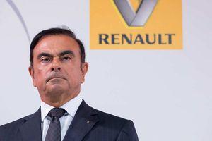 Cựu Chủ tịch Nissan vẫn được giữ nguyên chức vụ tại Renault