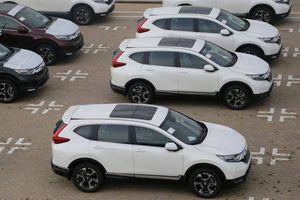 Ô tô nhập Thái tăng 50% so với cùng kỳ, giá xe vẫn không chịu giảm