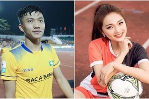 Báo Trung Quốc ví Văn Đức là CR7 của Việt Nam, còn bạn gái tin đồn là 'tiên nữ hạ phàm'