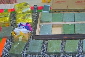 Sơn La: Liên tiếp phá 2 chuyên án ma túy lớn