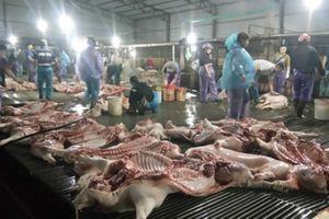 Hà Nội bổ sung quy hoạch cơ sở giết mổ gia súc, gia cầm tập trung