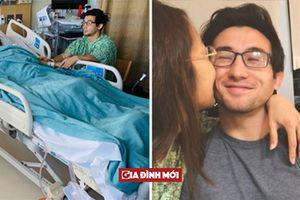 Cô gái trẻ được cứu sống nhờ bạn trai quen qua Tinder hiến thận