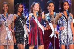 Chung kết Miss Universe 2018: H'Hen Niê chính thức lọt Top 20