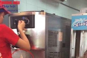 Lotteria - Thương hiệu đồ ăn nhanh mất vệ sinh, xem thường người tiêu dùng Việt