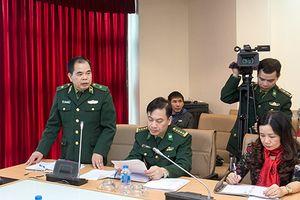 Ban Tổ chức Chương trình 'Điểm tựa của bản làng' tổ chức gặp gỡ báo chí