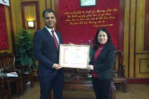 Hội Chữ thập đỏ Việt Nam và P&G Việt Nam phối hợp thực hiện các dự án hướng tới cộng đồng
