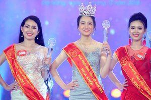 Nét đẹp đời thường tân Hoa khôi Sinh viên Việt Nam 2018