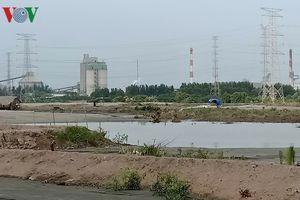 Người dân Bà Rịa - Vũng Tàu hết đường canh tác vì dự án lấp sông