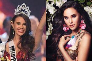 Nhan sắc tân Hoa hậu Hoàn vũ 2018: Xinh đẹp, là con lai và sở hữu 3 vương miện