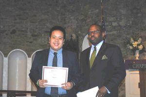 Thần đồng Đỗ Nhật Nam nhận học bổng gần 7 tỷ đồng của đại học Mỹ