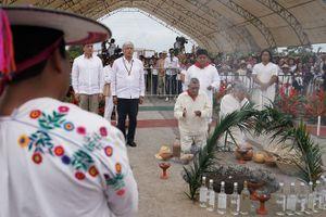 Mexico khởi công dự án đường sắt trị giá 7,5 tỷ USD