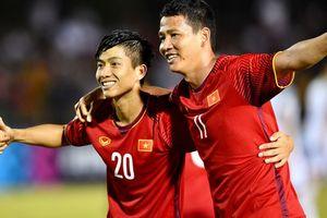 Chung tay bình chọn để 'song' Đức Việt Nam có bàn thắng đẹp nhất AFF Suzuki Cup 2018