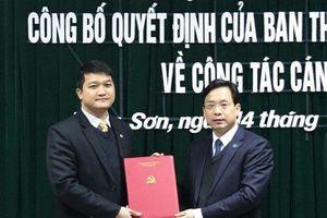 Nhân sự mới tại 3 tỉnh Nghệ An, Đắk Lắk, Lạng Sơn