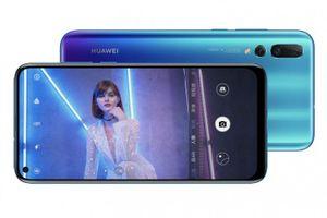 Huawei nova 4 trình làng với camera 48MP, màn hình 'đục lỗ'