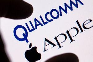 Qualcomm tố Apple vi phạm lệnh cấm bán iPhone của Trung Quốc