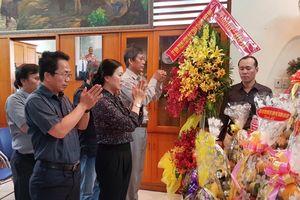 Lễ tưởng niệm phu nhân cố Luật sư Nguyễn Hữu Thọ