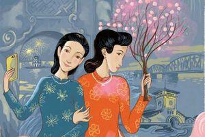 Sách Tết Việt trở lại sau 60 năm gián đoạn