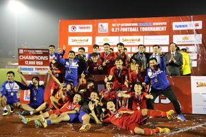 U21 Tuyển chọn Việt Nam giành ngôi vô địch Giải U21 quốc tế Báo Thanh Niên 2018