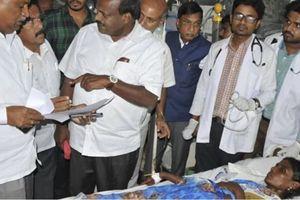 Ấn Độ: 11 người thiệt mạng vì cơm nhiễm độc