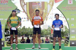 Chặng 8 cuộc đua xe đạp Nam Kỳ Khởi Nghĩa: Áo vàng tiếp tục đổi chủ
