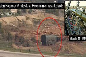 Nga dùng tên lửa đạn đạo tấn công phiến quân