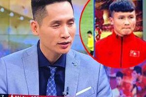 24H Hot: MC Quốc Khánh khiến sao Việt bất bình khi hỏi Quang Hải 'đau thật hay chiến thuật'