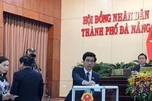 Chủ tịch TP.Đà Nẵng có nhiều phiếu tín nhiệm cao
