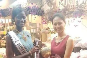 Hậu Hoa hậu Hoàn vũ Thế giới 2018: Xúc động hoa hậu nghèo không đủ tiền, phải đi tàu