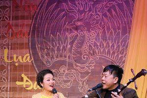 Ca sĩ Tân Nhàn: 'Níu dải lụa đào' là 'cuộc chơi' lớn của tôi với âm nhạc truyền thống