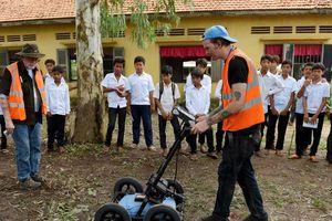 Công cuộc tìm kiếm những ngôi mộ tập thể ở Campuchia