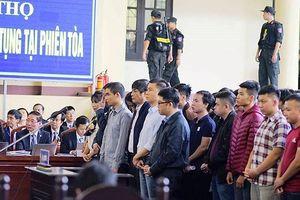 21 bị cáo trong đại án đánh bạc qua mạng kháng cáo