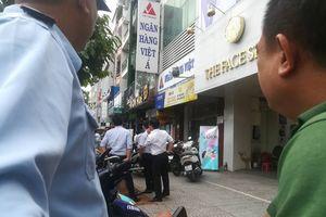 Diễn biến mới nhất vụ đối tượng nghi dùng súng cướp ngân hàng Việt Á