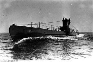 Khủng khiếp sức mạnh hủy diệt của tàu ngầm Đức quốc xã